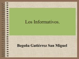 Formas de Información y desinformación a través de