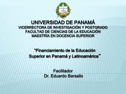 COSTOS Y PRECIOS DE LA EDUCACIÓN PÚBLICA VS