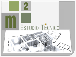 M2 estudio tecnico está formado por un equipo de