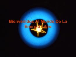 Energía libre - Espacio de Arpon Files | Just
