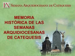 Diapositiva 1 - Sitio de la Vicaría de Pastoral