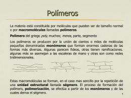 Polímeros