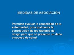 MEDIDAS DE ASOCIACIÓN - Seccionseis's Weblog