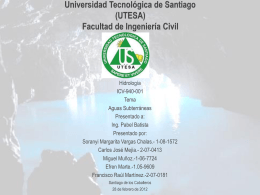 Universidad Tecnológica de Santiago (UTESA)