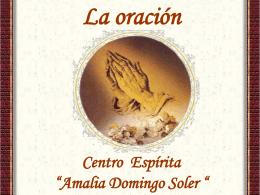 Diapositiva 1 - Federación Espírita Española www
