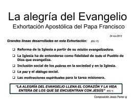 Diapositiva 1 - Parroquia Santa Teresa de Jesús