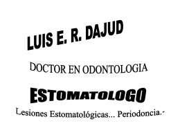 Diapositiva 1 - Fundación Juan José Carraro -