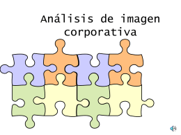 Análisis de imagen corporativa