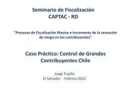 Mejores prácticas en control fiscal: grandes