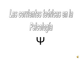 Diapositiva 1 - Psicología para el CCH