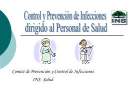 Comité de Prevención y Control de Infecciones