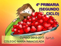 4º PRIMARIA (SEGUNDO CICLO)