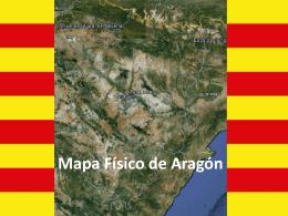GEOGRAFÍA FÍSICA DE ARAGÓN