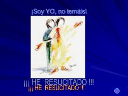 Soy Yo, no temáis - Capilla De Oración Católica