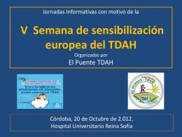 Diapositiva 1 - Asociación EL PUENTE TDAH, de