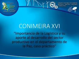 CONIMEIRA XVI