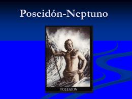 Poseidón-Neptuno