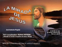 La Mirada de Jesús - Sitio de la Vicaría de