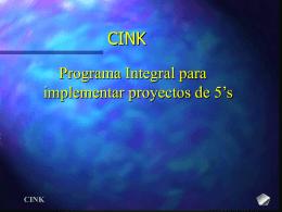 CINK - cincoeses