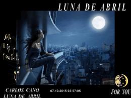LUNA DE ABRIL.pps - Humour 1: Des vidéos & PPS
