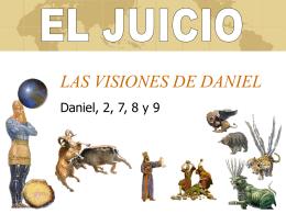 LAS VISIONES DE DANIEL - Página de la familia