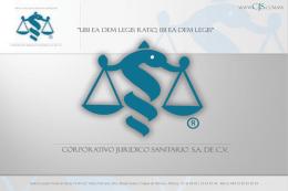 La atención médica - Corporativo Juridico