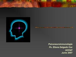 Avances en Psiconeuroinmunoendocrinología