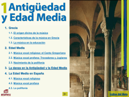 UD1 MÚSICA II - ||| EDITEX ||| Libros de Texto,