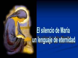 Silencio de María