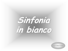 Sinfonía en Blanco