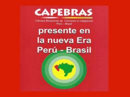 CAPEBRAS - Portal Institucional e Información