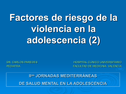 Violencia Niños - Familianova Schola