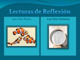 LECTURAS DE REFLEXIÓN