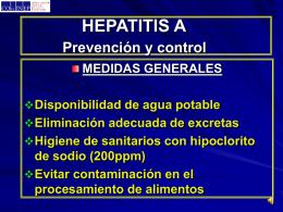 HEPATITIS VIRAL Dr DANIEL G BENADERETTE Médico