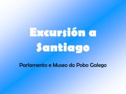 Excursión a Santiago