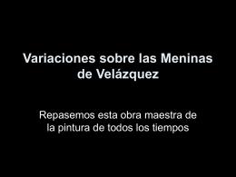 Las Meninas de Velázquez (1656)