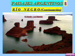 PAISAJES ARGENTINOS 8.