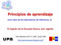España 2012: todas las aulas tendrán PD (pizarra