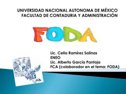 UNIVERSIDAD NACIONAL AUTONOMA DE MÉXICO FACULTAD