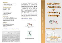 Diapositiva 2 - SEGO Sociedad Española de