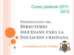 Directorio para la Iniciación cristiana