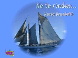 NO TE RINDAS - LENGUAJE & COMUNICACIÓN