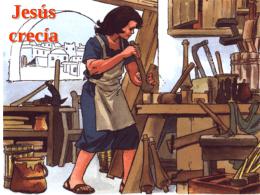 Jesús es como un buen pastor que quiere a sus