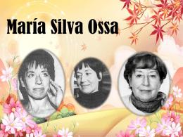 María Silva Ossa