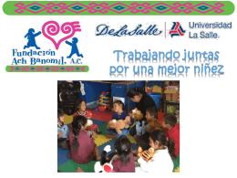 Fundación Ach Banomil, A.C.