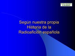 80 anivesrsio del 1r WAC concecido a un español:
