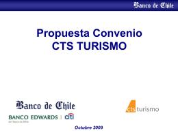 Título - CTS TURISMO