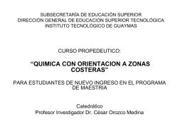 SUBSECRETARÍA DE EDUCACIÓN SUPERIOR DIRECCIÓN