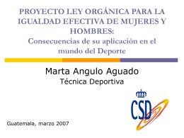 SITUACIÓN ACTUAL DEL DEPORTE ESPAÑOL