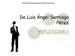 De Luis Ángel Santiago Pérez
